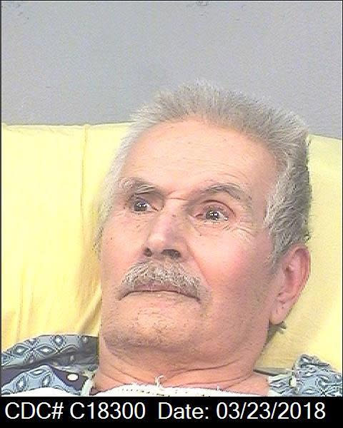 Rodney James Alcala died age 77 of natural causes at a hospital in San Joaquin Valley, California. Source: California Department of Corrections and Rehabilitation via AP