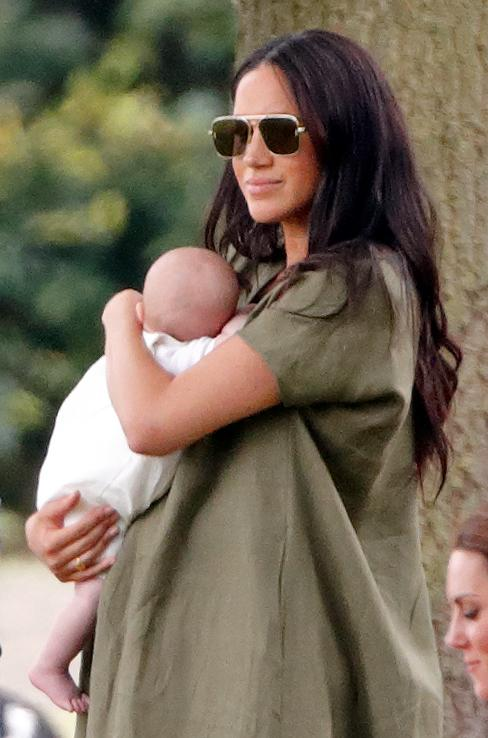 Meghan will no doubt be prepping to fly long-haul with baby Archie [Photo: Getty]