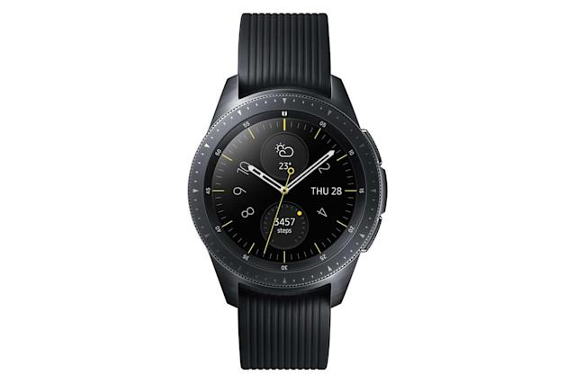 Samsung Galaxy Watch LTE_午夜黑