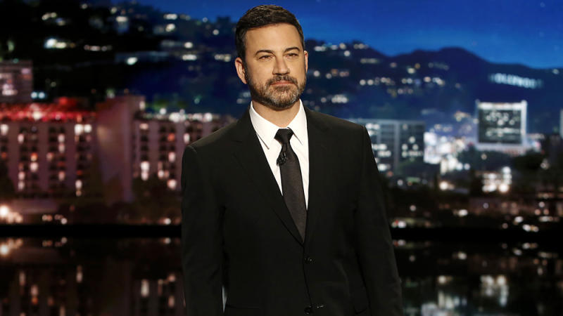 Jimmy Kimmel gives federal employees work during Trump's shutdown