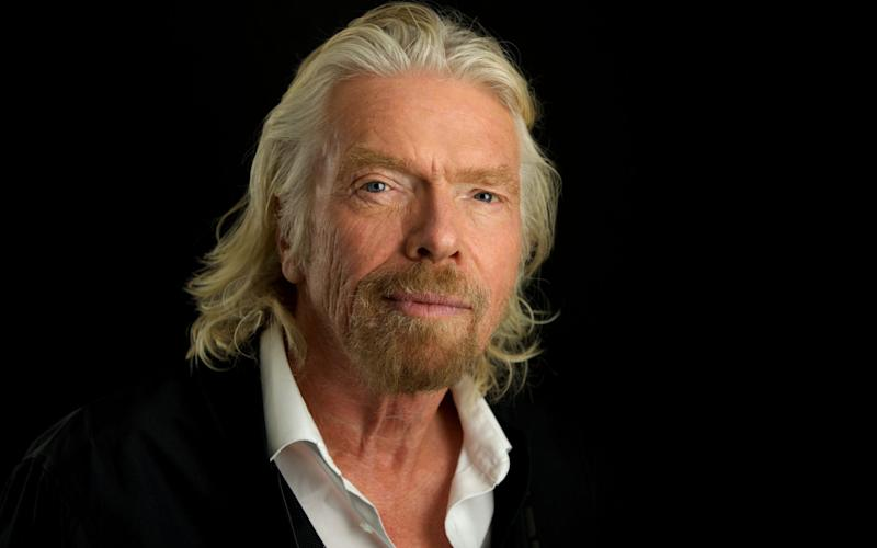 Sir Richard Branson - LIS