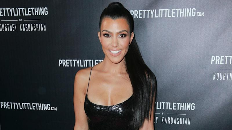 Kourtney Kardashian Shows Off Shorter New 'Do -- See the Look!