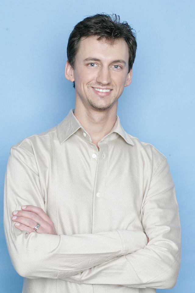 """Patrick Hall from Gravette, AR, is one of the contestants on Season 5 of """"American Idol."""""""