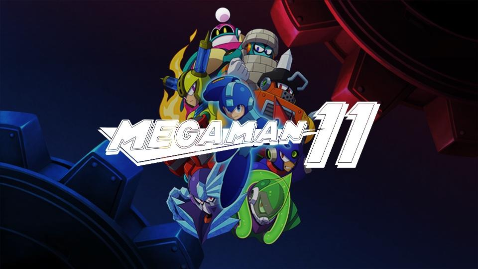 'Mega Man 11' is one of the newly-added titles available on Luna. (Image: Amazon)