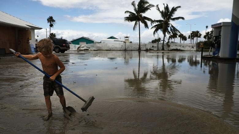 For Canadians owning property in Florida, assessing the damage after Hurricane Irma is full of challenges