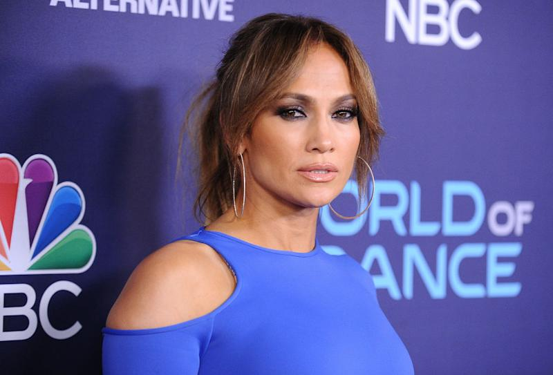 Jennifer Lopez wore a $34 tee, and here's where to get her exact shirt