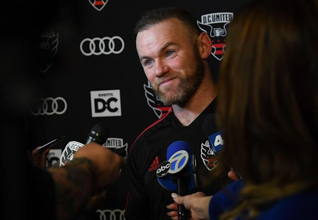 Wayne Rooney has been a welcome addition to D.C. United, but big names like him washing ashore in MLS are now few and far between. (Getty)