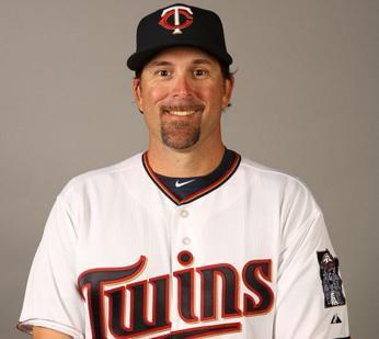The Twins fired Doug Mientkiewicz as manager of their Single-A affiliate in Fort Myers as soon as his cell phone service returned following Hurricane Irma. (Getty Images)