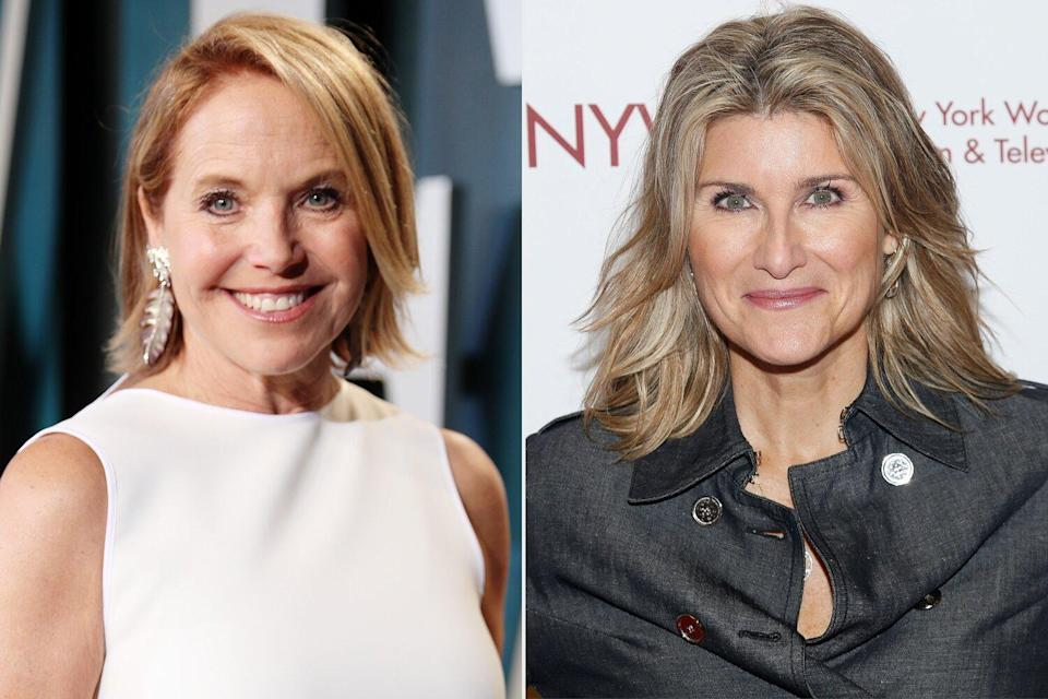 Katie Couric, Ashleigh Banfield