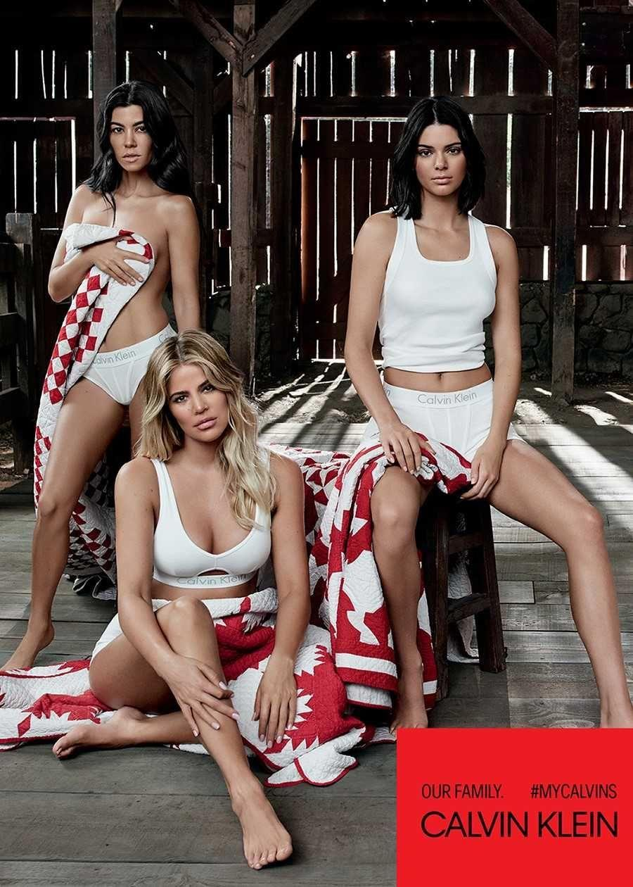 <p>Today, Calvin Klein Jeans and Calvin Klein Underwear announced a new global campaign starring the whole female contingent of one Kardashian-Jenner generation - Kim Kardashian West, Khloé Kardashian, Kourtney Kardashian, Kendall Jenner and Kylie Jenner.</p><p>Shot by photographer <strong>Willy Vanderperre. </strong><br></p>