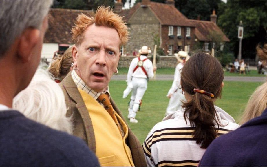 John Lydon's 2008 TV ad for Country Life butter - PA