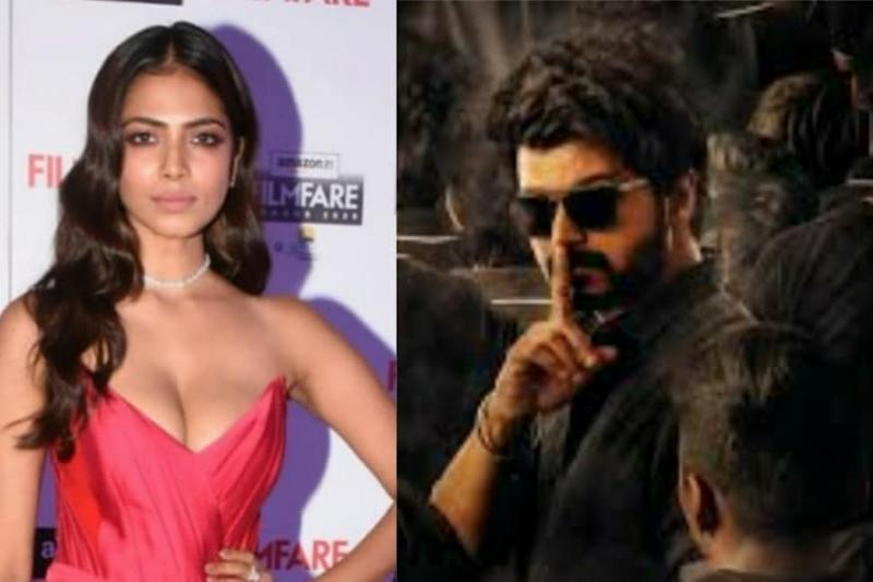 Malavika Mohanan Says She Shares a Buddy-like Equation with Master Co-star Vijay