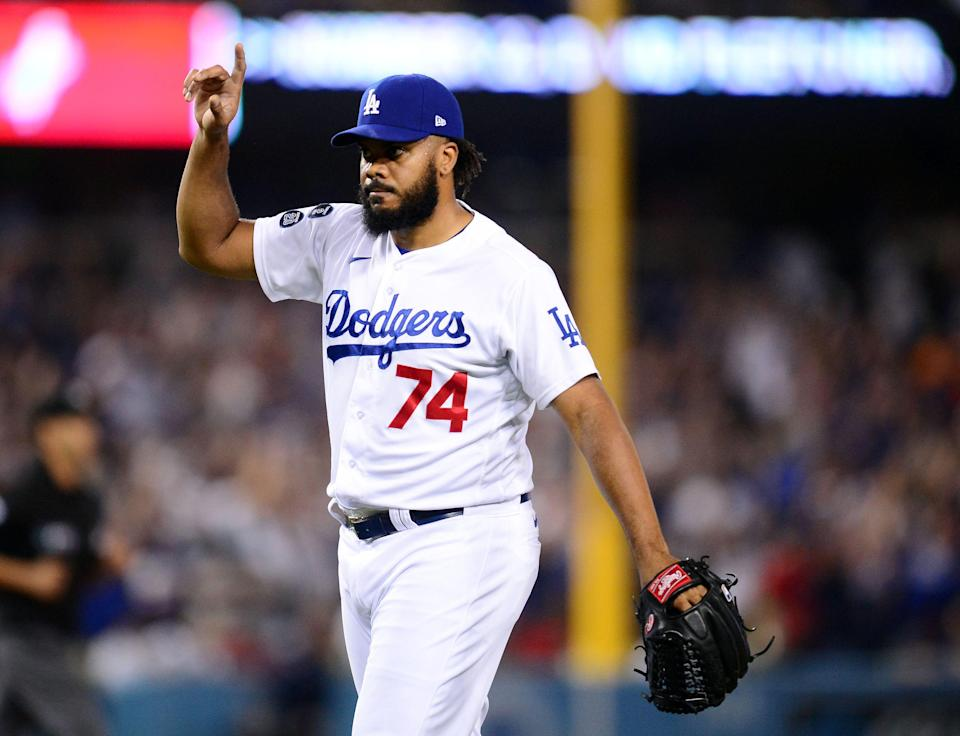 Dodgers closer Kenley Jansen's save percentage has ticked back up to a respectable 86% (30 for 35), his best since 2018.