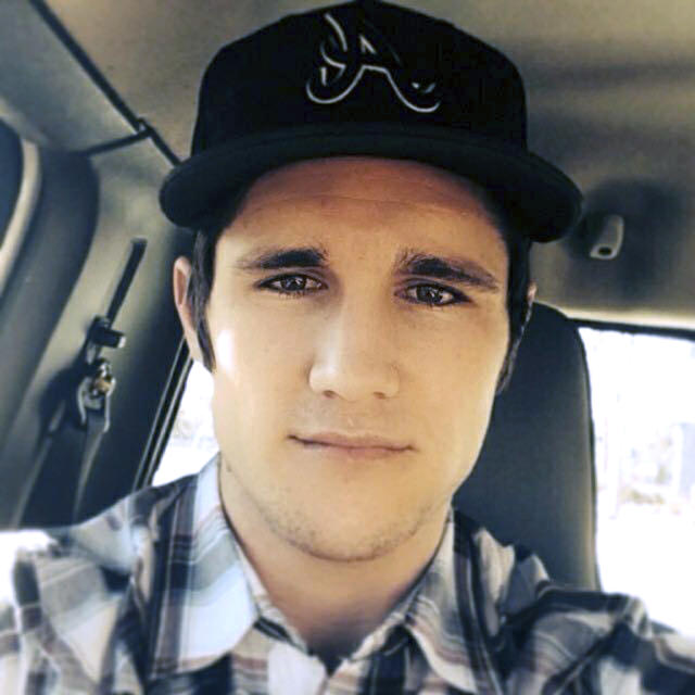 <p>This undated photo shows Brennan Stewart, one of the people killed in Las Vegas after a gunman opened fire on Sunday, Oct. 1, 2017, at a country music festival. (Facebook via AP) </p>
