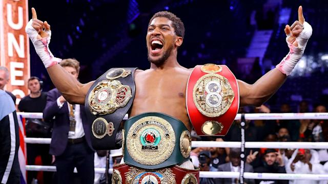 After losing to Andy Ruiz Jr in their first meeting, Anthony Joshua was determined to make sure the same did not happen again.