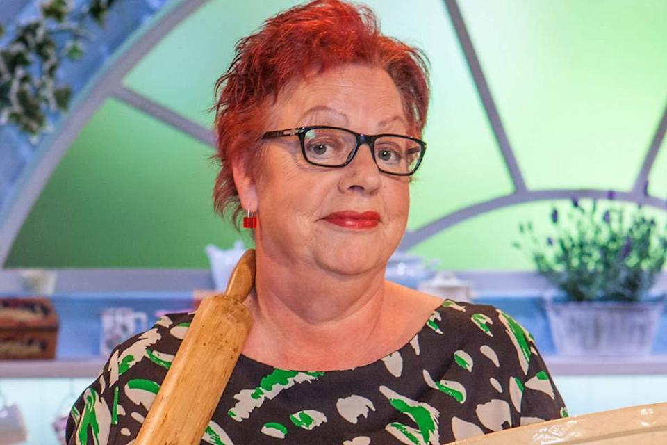 <p>As the presenter of Bake Off's spin off show An Extra Slice, Jo Brand's the obvious choice to take over from Mel and Sue. Too safe?<br></p>
