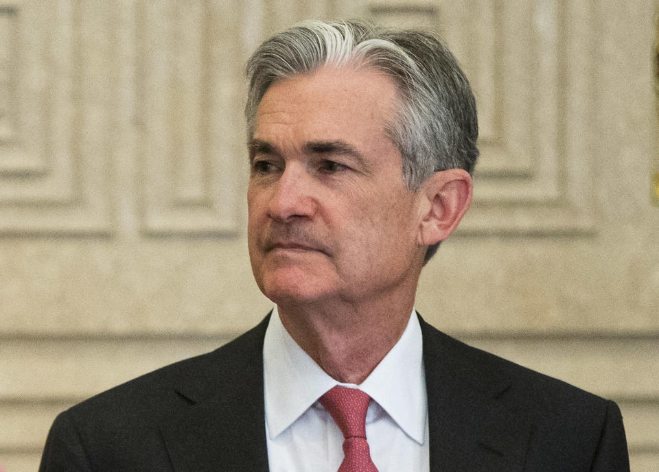 Jerome Powell is expected to be named by President Donald Trump as the next chair of the Federal Reserve.