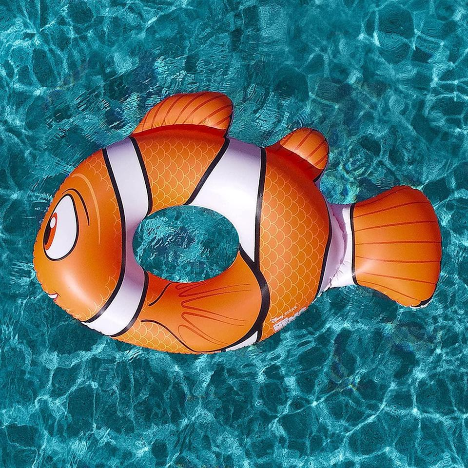 <p>Embrace your inner adventurer with the <span>GoFloats Nemo Pool Float</span> ($17, originally $20). It's the one you'll need when you want to go beyond the reef and try something new. </p>