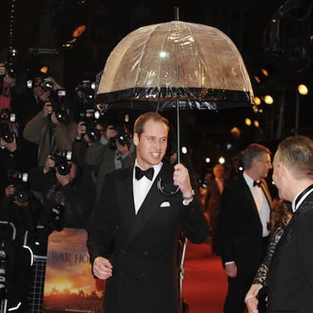 Prince William 'making baby care plans'