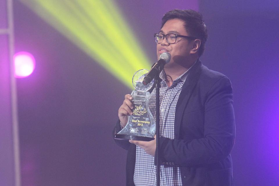 """Best Screenplay Award goes to Star Cinema's """"One More Try"""""""