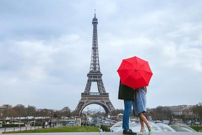 FlightHub and JustFly Suggest Planning a Trip to One of These Romantic Cities This Valentine's Day (CNW Group/FlightHub)