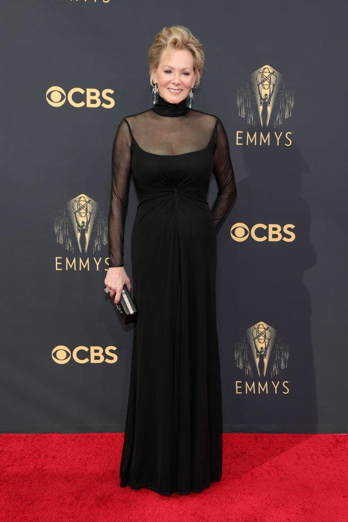 Jean Smart attends the 73rd Primetime Emmy Awards on Sept. 19 at L.A. LIVE in Los Angeles. (Photo: Rich Fury/Getty Images)