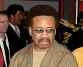 Earth, Wind & Fire founder Maurice White died Feb. 4 at his home in Los Angeles, at age 74. White suffered from Parkinson's disease and had retreated from the public even as the band he founded kept performing. (photo: Associated Press)