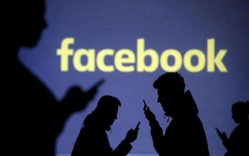 Facebook posts can be used to identify anxiety, depression and psychosis, new research suggests.  - REUTERS