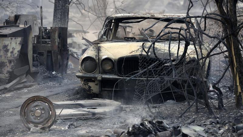 Assessors will begin tallying damage from the NSW bushfires that have claimed at least three lives