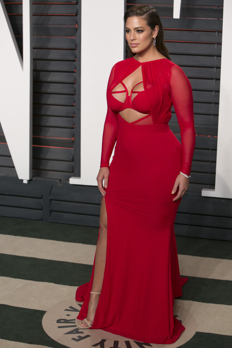 Ashley Graham Launches Debut Fashion Collection At Dressbarn