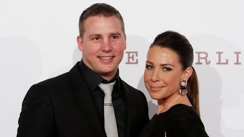 Kate Ritchie and husband Stuart Webb have been married for nine years. Photo: Getty