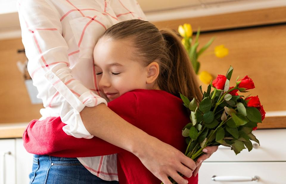 A newly single woman shares her plans for her first Mother's Day with her daughter. (Image via Getty Images)