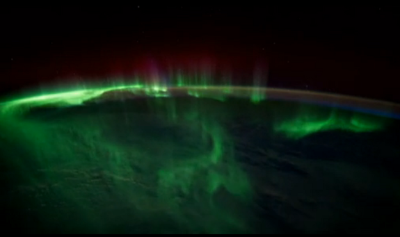 Earth's Beauty from Space Dazzles in Astronaut Video