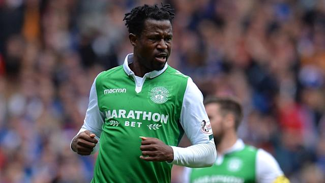 The Bhoys are negotiating a transfer for the 23-year-old with the Hibs, and the Nigeria international has weighed in with an opinion