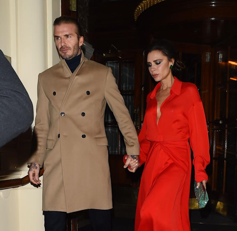 Victoria Beckham slammed for using 'sick' looking model in new fashion ad