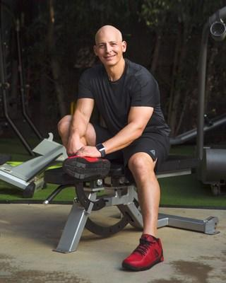 Harley Pasternak, Nutrition Expert & Celebrity Trainer (CNW Group/Abacus Health Products)