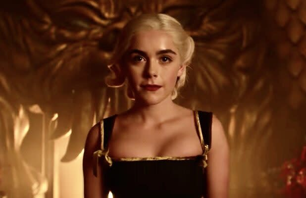 'Chilling Adventures of Sabrina' Season 3 Trailer: Sabrina Is Sitting Pretty on Hell's Throne (Video)