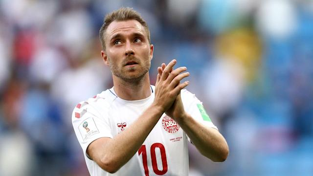 Denmark need only a point against France to qualify but Christian Eriksen says their strength in depth is a real force to be reckoned with.