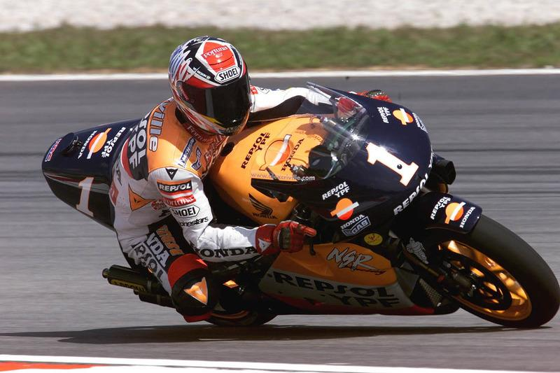 "2000: Alex Criville, Repsol Honda Team<span class=""copyright"">Repsol Media</span>"