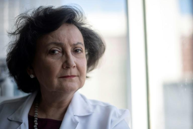 Dr Margareth Dalcolmo has warned against the 'obscurantism' of hyping of dubious 'cures' such as hydroxychloroquine over actual vaccines, which has put her in opposition to Brazil's far-right President Jair Bolsonaro