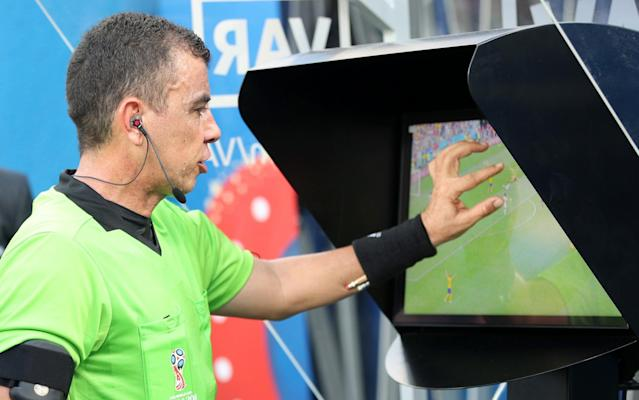 "The profound impact of video technology on the World Cup can be laid bare today following the completion of the opening round of matches. Analysis by The Daily Telegraph has found that Russia 2018 has seen the most penalties per game, the highest percentage of goals scored from set-pieces and the fewest number of offsides per match of any World Cup at this stage of the competition since 1966. There have also been fewer red cards per game after each country's first fixture than at any World Cup for 32 years. The polarising debate over the introduction of Video Assistant Referees to the game intensified on Tuesday following the non-award of two penalties to Harry Kane in England's opening win over Tunisia. Fifa confirmed that it would analyse both incidents in a mid-tournament review of VAR at Russia 2018, most likely after the end of the group stages. Brazil were also demanding answers from the governing body on Tuesday over why two key decisions were not overturned during their opening 1-1 draw with Switzerland. The impact of VAR | World Cup 2018 Whatever the rights and wrongs of using technology at the World Cup, there is little doubt that it was delivering on its promise to revolutionise the way elite football was played. The nine penalties awarded in the opening round of games – three of them after an initial non-award was overturned – were on average the most of any World Cup for 52 years. The percentage of goals from set-plays, 55.3 per cent, was also the highest over that period, arguably because VAR should pick up any grappling in the box. The knowledge Big Brother was watching was also likely to be behind there having been only one red card in the 16 matches so far. Many fans cannot understand why Kane wasn't awarded a penalty against Tunisia Credit: Getty images Keith Hackett, the former Fifa referee and Premier League referees chief, told The Daily Telegraph: ""I'm not surprised by those statistics. Teams, players and managers have been warned very strongly about their behaviour and there is a bit of fear about VAR. ""They will have been told there are 33 cameras a game watching your every move, and the referees have four colleagues in Moscow watching them. Subconsciously, that does have an effect, on a positive note, on discipline. As for penalties, that is the positive side of VAR and the clarity it gives."" Sweden were awarded a penalty against South Korea after a VAR review Credit: Getty images It was not so clear why there were so few offsides – just 2.81 per match – although assistant referees have been instructed to delay flagging for the infringement to avoid disallowing a legitimate goal that VAR can validate. Hackett said: ""As far as assistant referees are concerned, there is a degree of confusion. They have been told not to flag on tight offside calls and I have seen a number where I think they are offside but aren't given. ""They haven't influenced games, but there is a sense of ignoring them unless it is a goal, in which case it will be checked by the VAR. ""I am concerned a little that we have stepped the assistant referees away from what we expect them to do, and we have reduced their role dramatically. World Cup whatsapp promo ""I think they feel undermined by the fact they are being told a lot of what not to do, rather than what to do. That doesn't help the process."" There was also confusion among players, with Manchester City's Kyle Walker – who conceded a soft penalty for England against Tunisia that VAR deemed had not been awarded in error – saying: ""We've had a briefing, but what's correct and what's not? When do you ask for it? You don't want to crowd the referee and say 'VAR', because then it is a yellow card. ""I think you just have to let the referees get on with it and let them take the decisions. They have got a hard enough game as it is without putting any more confusion in it."" Until now, Fifa had publicly backed all VAR interventions in the opening 11 games of the World Cup, but it refused to comment on the denial of penalties to England when Kane was twice bundled over. One possible reason for the VAR not overturning the decisions could be that, on the first of them, John Stones appeared simultaneously to push Ellyes Skhir, and, on the second, Kane seemed to have hold of Yassine Meriah's arm as the pair tangled. World Cup 2018 