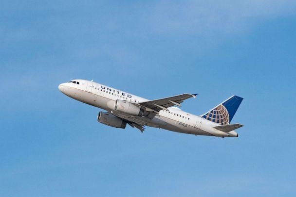 PHOTO: United Airlines Airbus A319-131 takes off from Los Angeles international Airport on Jan. 13, 2021. (Bauer-Griffin via Getty Images, FILE)