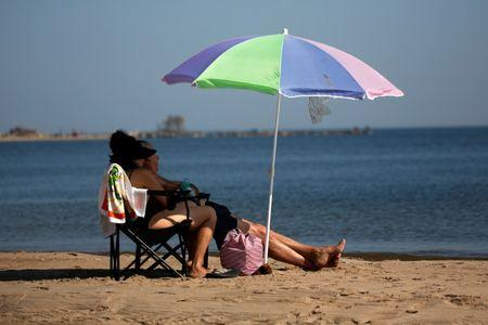 Beach Umbrellas Are Actually Terrible At Protecting Your Skin