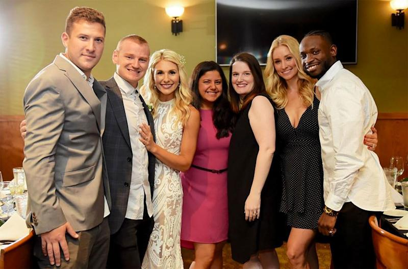 Real World And The Challenge Alum Wes Bergmann S Wedding Turns Into An Mtv Reunion
