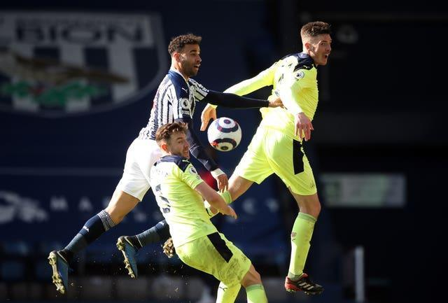 There were few incidents in the relegation scrap