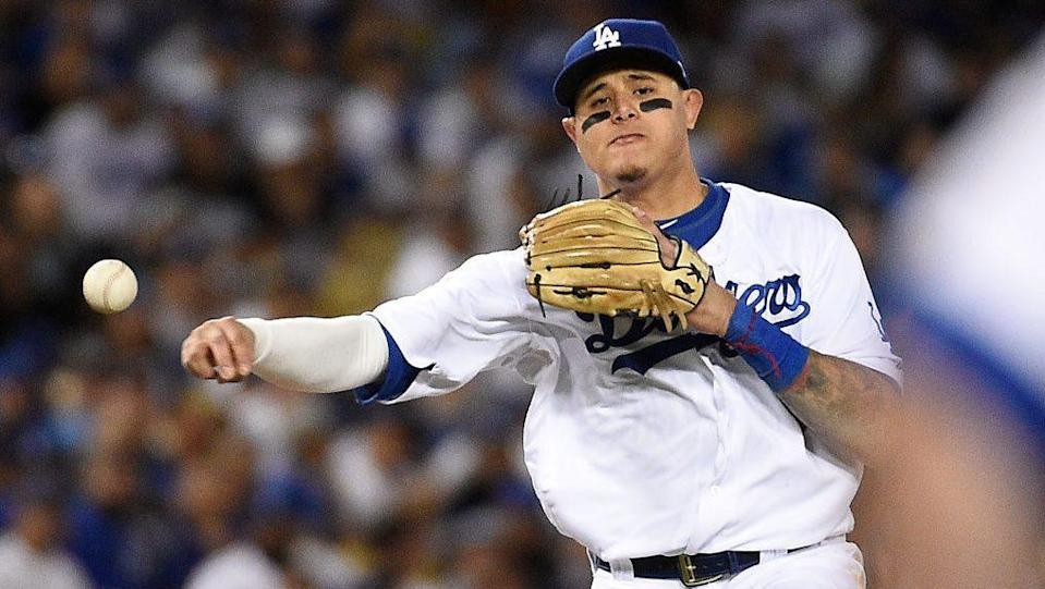Manny Machado has agreed to $300 million deal with San Diego Padres. (Getty)