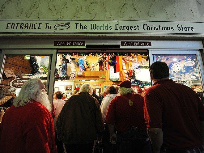 """The Mitten State's """"Little Bavaria,"""" this town was founded as a Lutheran mission colony in 1845. Now, Frankenmuth is home to the <a href=""""https://www.bronners.com/"""">Bronner's Christmas Wonderland</a>, the world's largest Christmas store, and other year round holiday destinations like the Old Christmas Station Museum."""