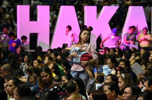 2,000 Philippine mums show breast is best for babies
