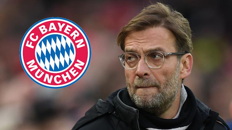 Klopp tipped to take Bayern job after 'three or four years' with Liverpool