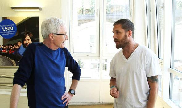 <p>Paul, 61, first met 39-year-old Tom when the actor appeared on his TV series, 'For The Love Of Dogs' back in 2015.<br />The pair subsequently bonded over their, erm, love of dogs and now regularly text each other – who'd have thought it?</p>